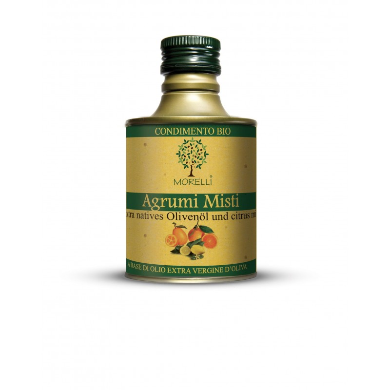 Condimento Agrumi misti