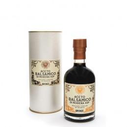 """Aceto balsamico di Modena  I.G.P. 250  ml """"BRONZE"""""""