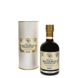 """Aceto balsamico di Modena  I.G.P. 250  ml """"GOLD"""""""