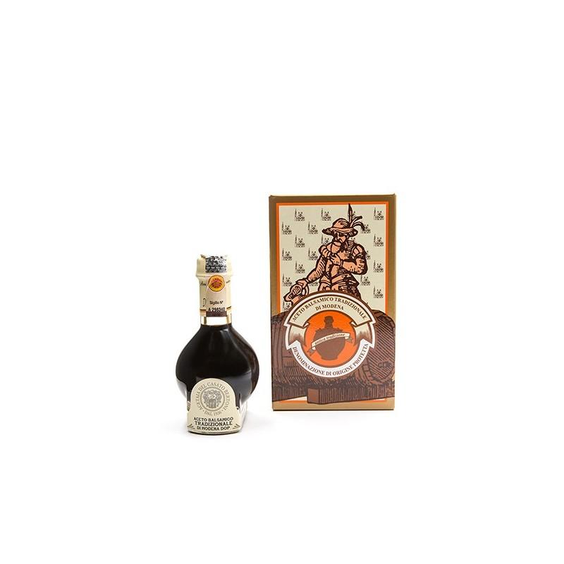 Aceto balsamico tradizionale di Modena  D.O.P.. 12 anni