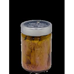TUNA-Filets in extra jungfräulichem Olivenöl 300 GR