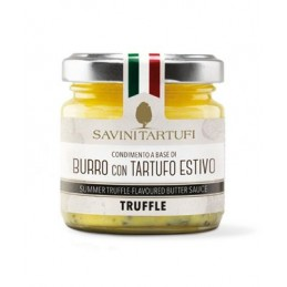 Butter based sauce with summer truffle 80 gr