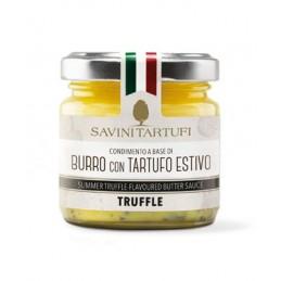 Sauce auf Butterbasis mit Sommertrüffel 80 gr