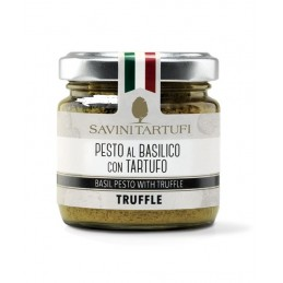 Basil pesto with truffle 90 gr