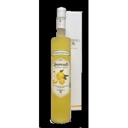 Organic limoncello