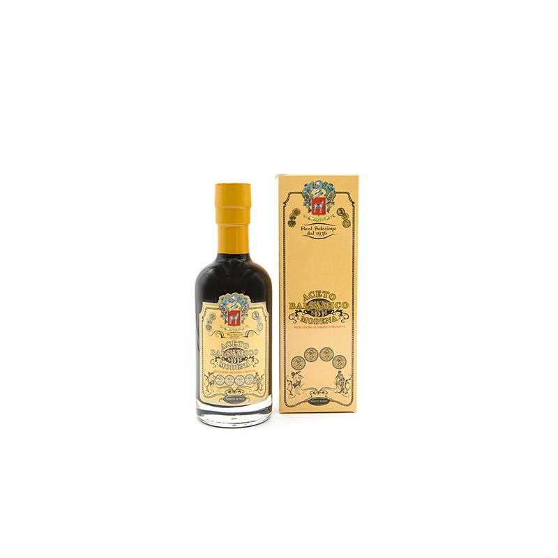 "Aceto balsamico di Modena  I.G.P. 250  ml ""IV Medaglie"""
