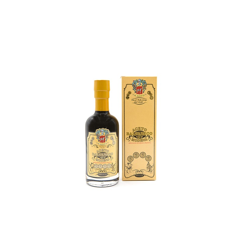 "Balsamic vinegar of Modena I.G.P. 250 ml ""IV Medals"""