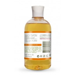 ORANGE FOAM BATH 500 ML.