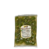 Beautiful giant green Cerignola olive in bag