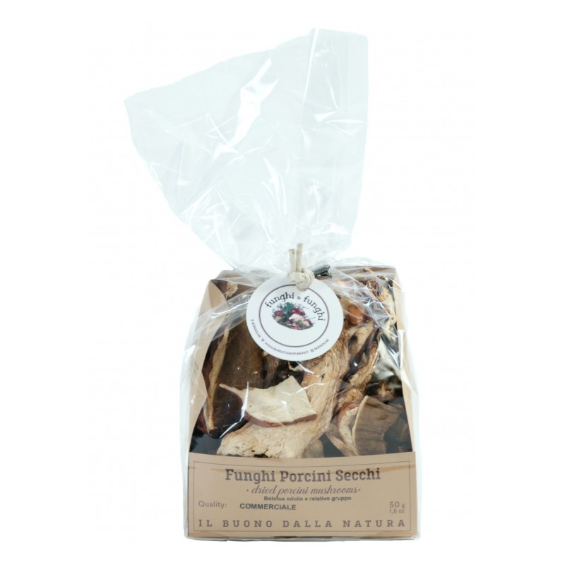 Dried Porcini Mushrooms - COMMERCIAL Quality
