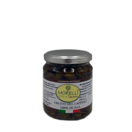 CAPER FRUIT IN OIL 100% SICILY