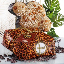 COLOMBA WITH ANIMALIER CHOCOLATE DROPS
