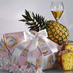 PINEAPPLE COLOMBA AND PASSERINA WINE